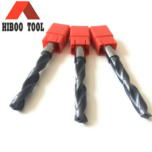 High Performance 5D Carbide Drill with Internal Hole