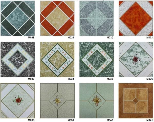 Vinilo autoadhesivo azulejos 12 12 for Baldosas de vinilo autoadhesivas