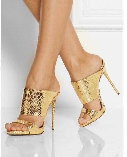 Chaussure A Talon Femme Classe