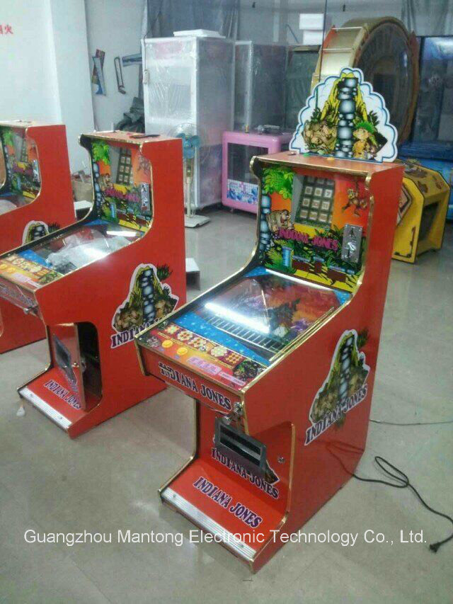 coin pusher arcade machine
