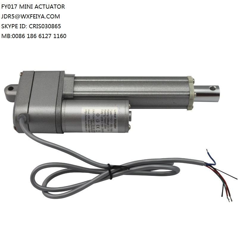 China Mini Linear Actuator 12v 150mm Stroke 200n Micro