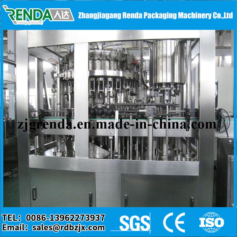 water carbonation machine