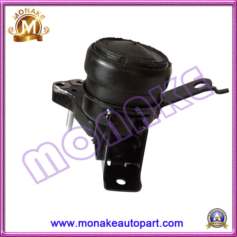 China auto parts right engine motor mount for toyota yaris 12305 21200 china engine