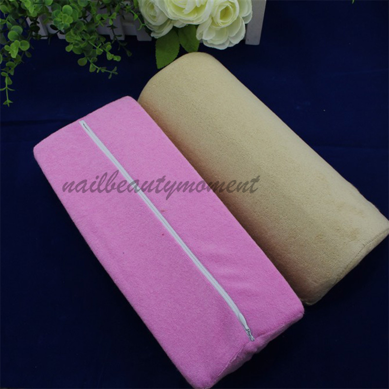 Nail Art Soft Flannel Armrest Hand Pillow Cushion Tool (M15)