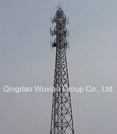 Telecommunication Steel Tower for Communication