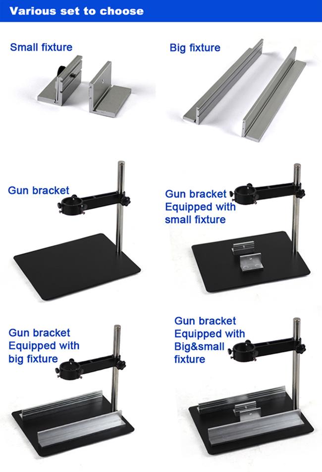 Air Gun Welding Repair Special Platform