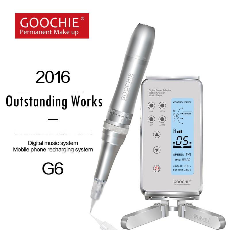 goochie permanent makeup machine