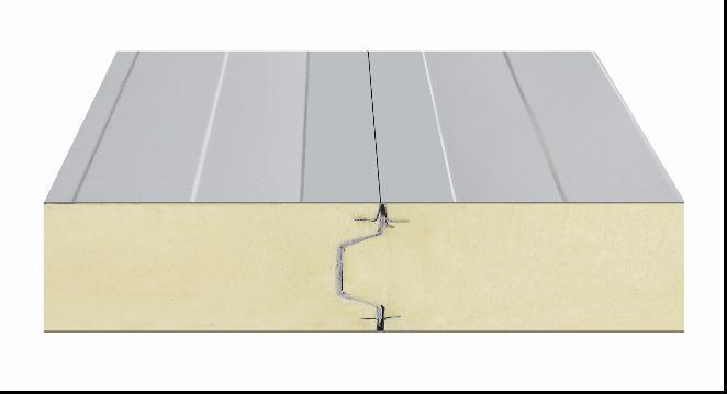 Polyurethane Panel Sandwich/PU Sandwich Panel/Polyurethane Foam Sandwichpanel