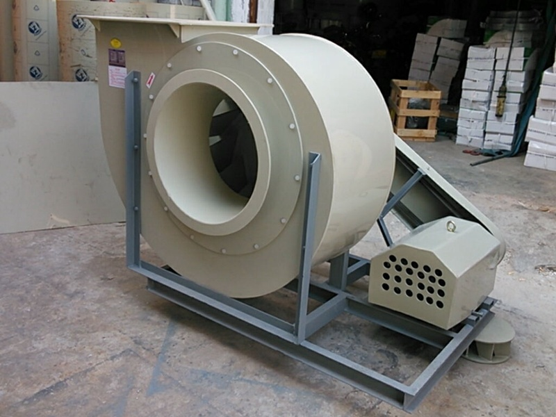 Dust Removal Fans : China frp grp remove dust air blower fan