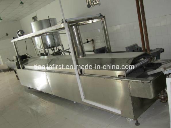 Línea de producción automática de papas fritas Línea de producción de papas fritas congeladas