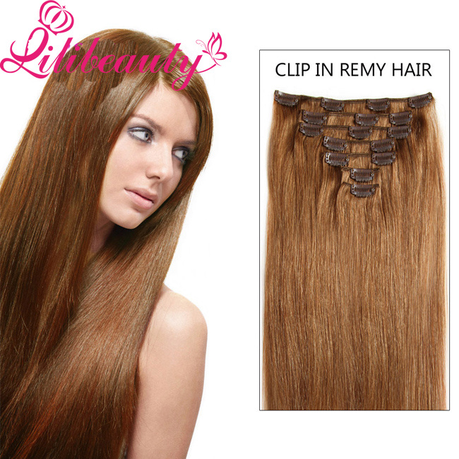 Remy Clip In Hair Extensions Sale 60