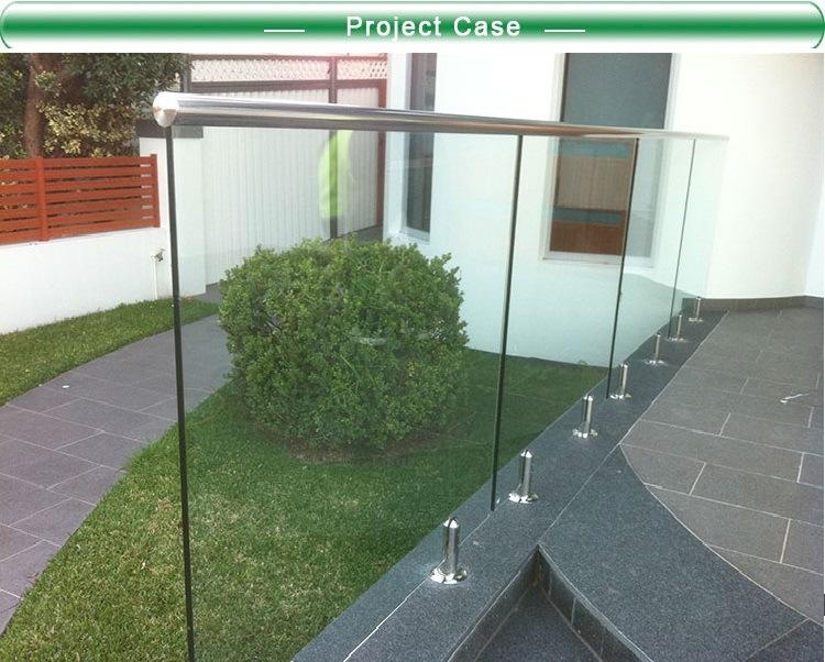 Garden Fence Frameless Spigot