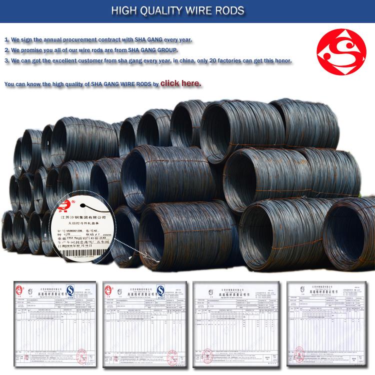 En 10270 SL Sm Sh Dm Dh Concrete Wire