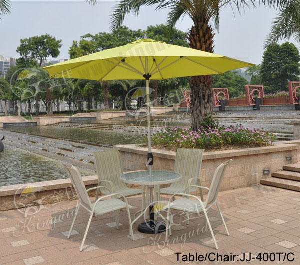 Textilene Mesh Fabric, Outdoor Furniture (JJ 400TC) Part 83