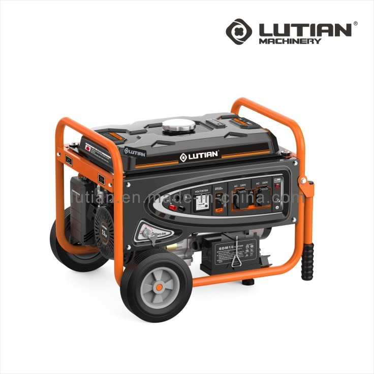 Home Use 2 0 2 8kw Small Portable Gasoline Petrol Power Generator With Price