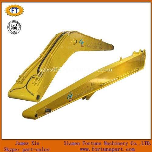excavator boom design Excavator parts like boom, arm and bucket limit the life expectancy of the  excavator  structures, of course, should be designed such that they can resist  applied.