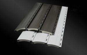 PU Foam Roller Shutter Slat Forming Machine