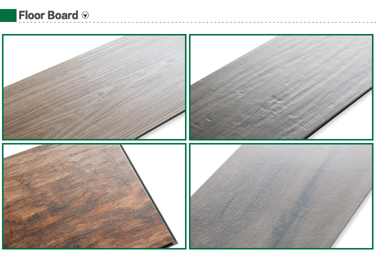 Click lock tile flooring