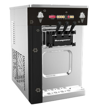 Soft Ice Cream Machine (Oceanpower OP132BA)