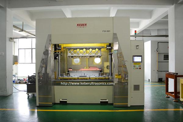 vibration welding machine