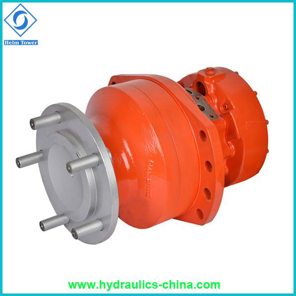 Hydraulic Wheel Hub Motors : China ms hydraulic drive wheel motor