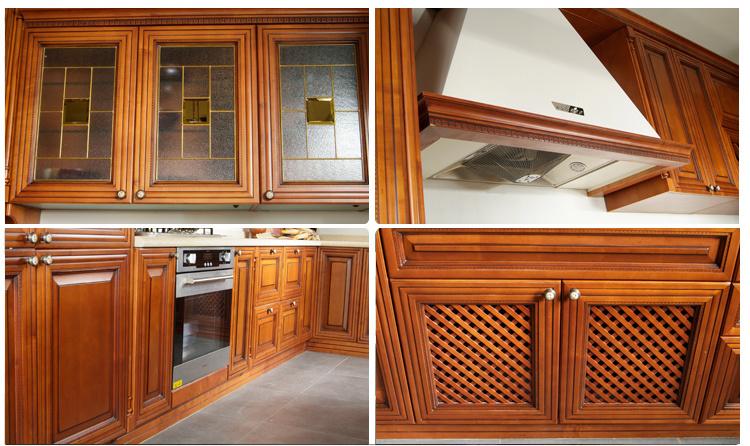 Armadi Da Cucina Di Legno Solido : Armadio da cucina su ordinazione di legno solido alta