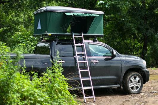 Как сделать палатку на крышу автомобиля