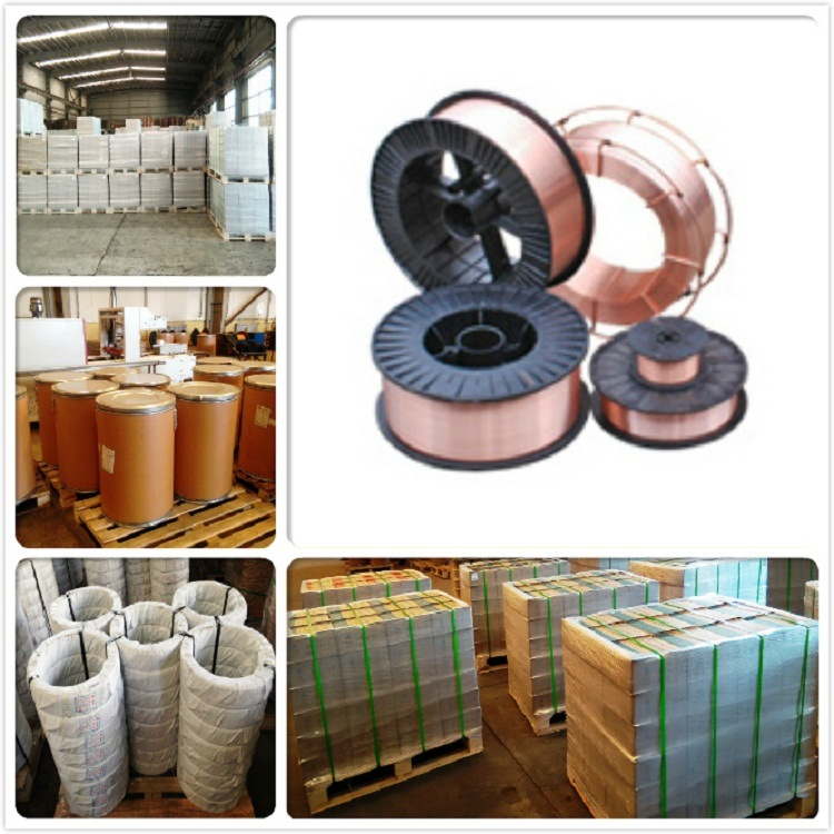 Sg2 Er70s-6 Solid Welding Wire with 0.8mm/0.03