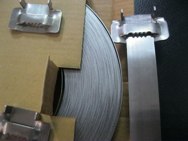 Steel Cable Banding : China stainless steel strapping quot wdx thkx