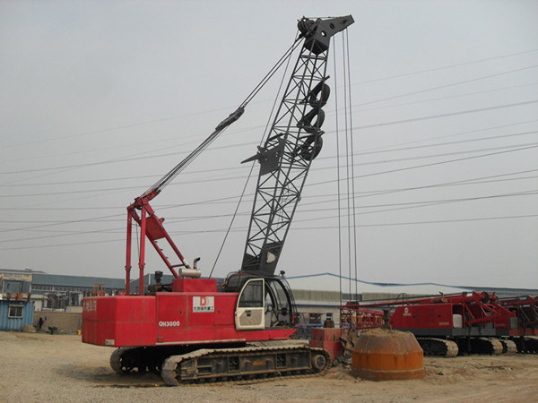 Hydraulic Transmission Planetary Slewing Speed Reducers for Dynamic Compactor
