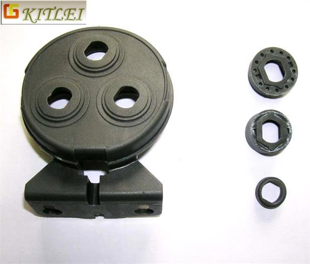 Precision Plastic CNC Machining Parts and Plastic Custom Product