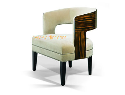(CL-1126) Luxury Hotel Restaurant Dining Furniture Wooden Dining Chair