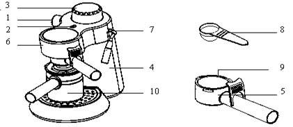 Coffee Maker Not Made In China : Washing Machine Engine Iron Engine wiring diagram ~ ODICIS.ORG