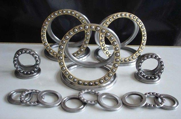 51100 Series Chrome Steel Thrust Ball Bearing