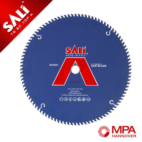 China Manufacture 180mm Circular Saw Blade for Bamboo Cut
