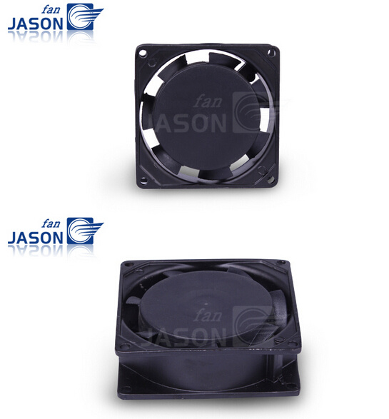 80X80X25mm AC Shaded Pole Axial Cooling Fan (FJ8022AB)