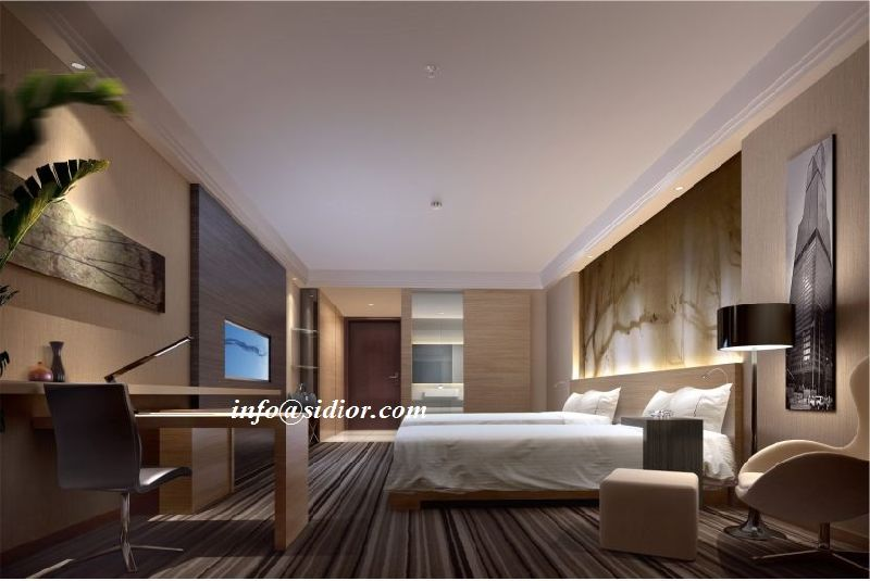 Cl8001 Five Star Luxury Modern Bedroom Hotel Furniture