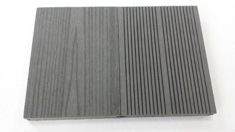 plancher ext rieur tage compos en plastique en bois