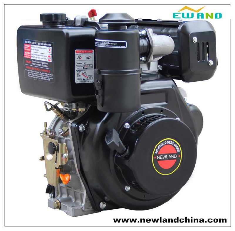 China 188fa 10hp 438cc Diesel Engine For Marine And