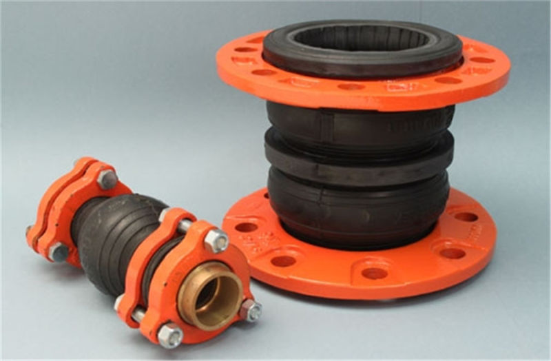 China tht pump connector rubber expansion joint