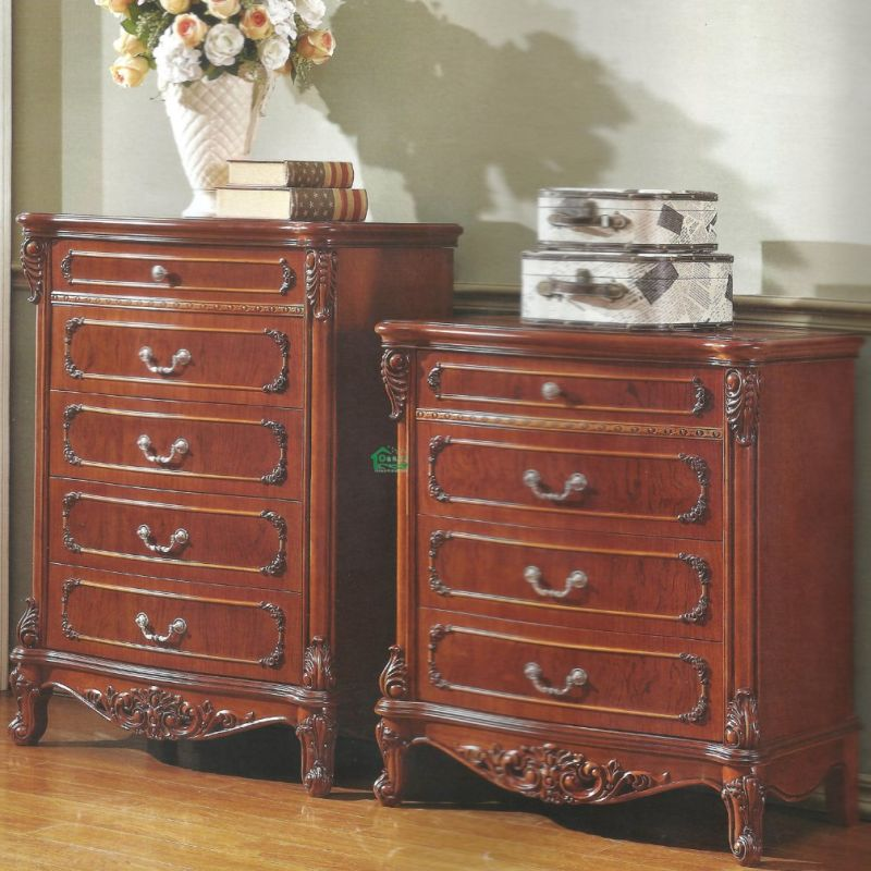 China Bedroom Furniture Set With Wooden Bed And Wardrobe China Bedroom Furniture Wardrobe