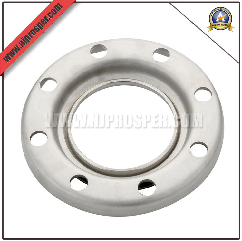 Stamped Steel Flanges : China stainless steel metal stamping flange yzf f