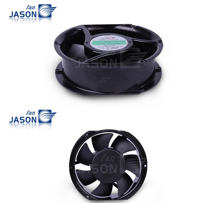 Shaded Pole Motor AC Axial Fan (FJ15052AB)