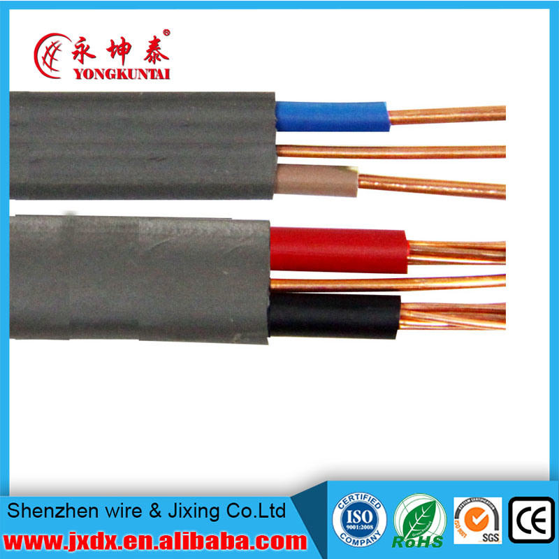 High Quality Flat Power Cable All Electrical Materials