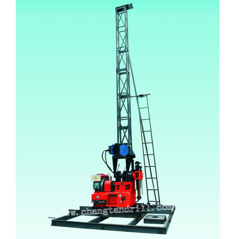 Portable water well drilling machine bing images for Soil investigation