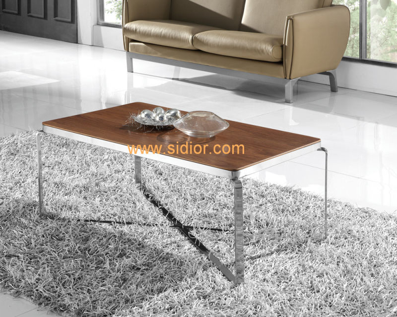 (SD-5005) Modern Hotel Restaurant Dining Furniture Wooden Coffee Table