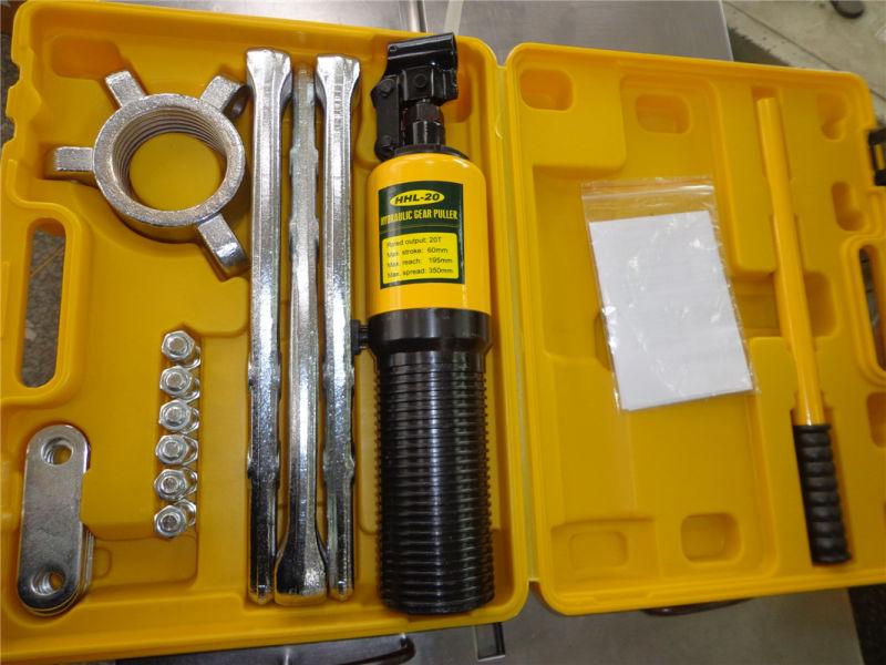 Integral Hydraulic Bearing Puller (HHL)