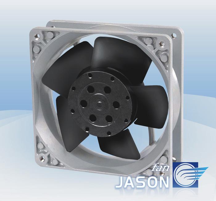 AC Fan Compact Metal Fans (FJ12032MAB)