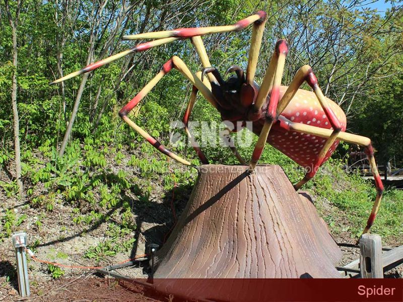 Power coasters robotic animals and more game ideas for Amusement park decoration games