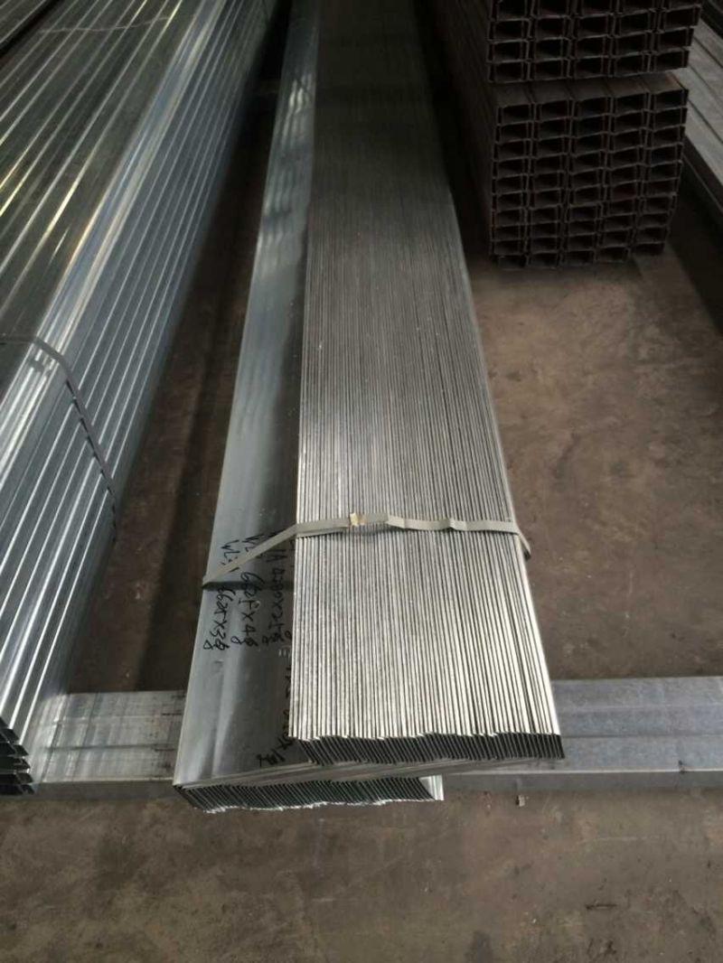 Hot Rolled Z Shape Steel Beam